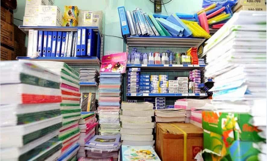 Văn phòng phẩm giá rẻ ở Phú Nhuận