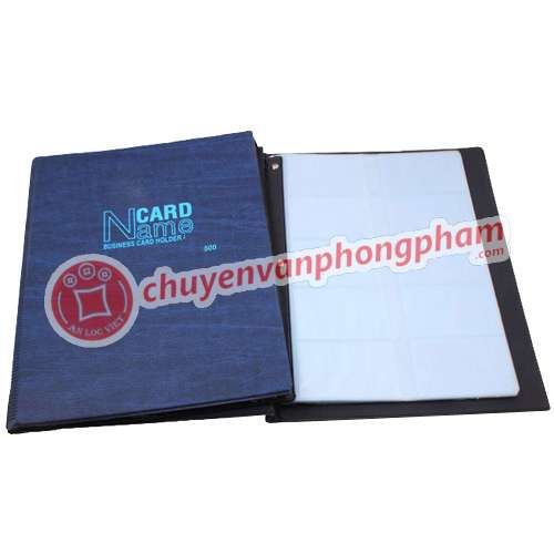 Sổ 500 name card
